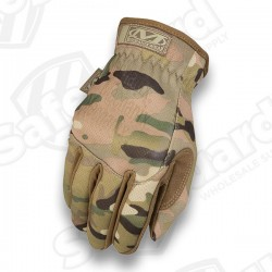 Mechanix Wear - Fastfit Glove, Easy On/Off Elastic Cuff, Multicam, Medium