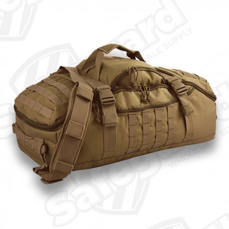 Red Rock Outdoor Gear - Traveler Duffle Bag, Coyote
