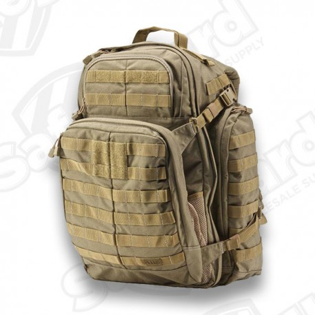 5.11 Tactical - 5.11 RUSH 72 Backpack, Sandstone