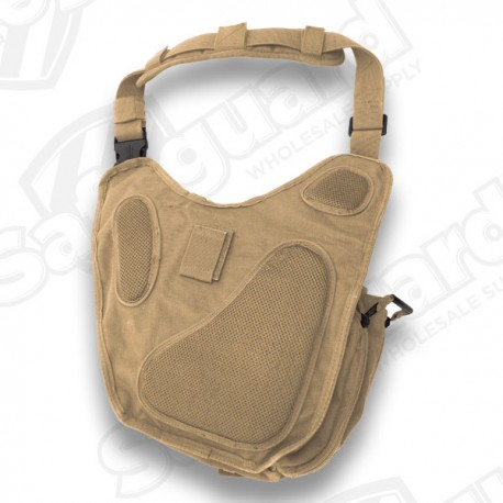 Humvee Shoulder Bag – TAN