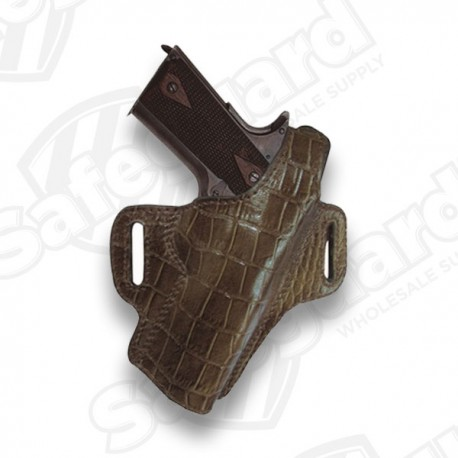 Tagua Premium Thumb Break Belt Holster S&W M&P 9mm-Brown