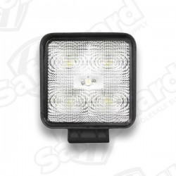 Sound Off - 500 Lumen 4.3″ Square Work Light