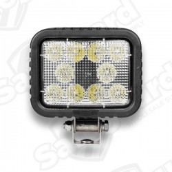 Sound Off - 1400 Lumen 5″ Rectangle Spot Light