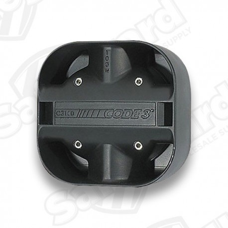 Code 3 - 100 w Speaker w/ Universal Mounting Bracket