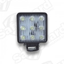 SAE - 4.6 x 5.3 Square LED 27 Watt - Flood
