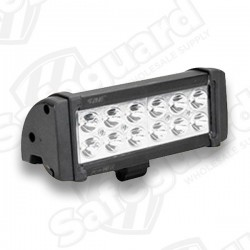 "SAE - SW12213-36W - 8.5"" Double Row LED Work Light - Flood"