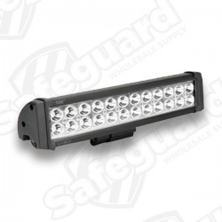 "SAE - SW12213-72W - 14.5"" Double Row LED Work Light - Flood"