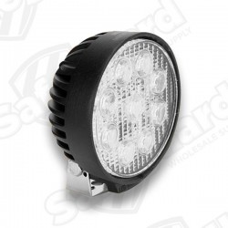 "SAE - SW12014-A - 4.5"" Round Spot LED Light"