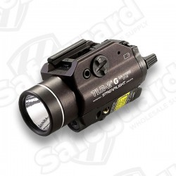 Streamlight - TLR-2G - Rail Mount Tactical Light w/ Integrated GREEN aiming Laser