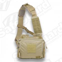 5.11 2-Banger AR Magazine Bag, Sandstone
