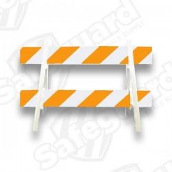 Econocade A-Frame Barricade Sets