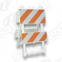 Econocade Barricades Type II