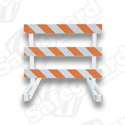 "Plasticade ""Break-Away"" Barricades Type III"