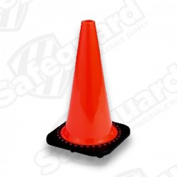 "JBC 18"" Plain Traffic Cone"